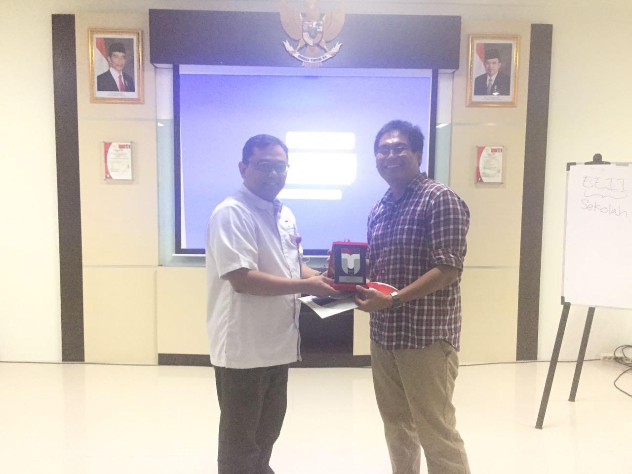 Launching e-journal KK FAS – IJAF